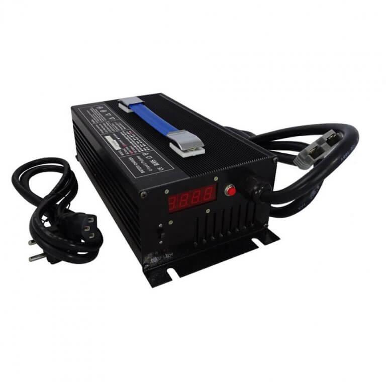 LITHIUM SUR MESURE - Chargeur-batterie-lithium-12V-40A