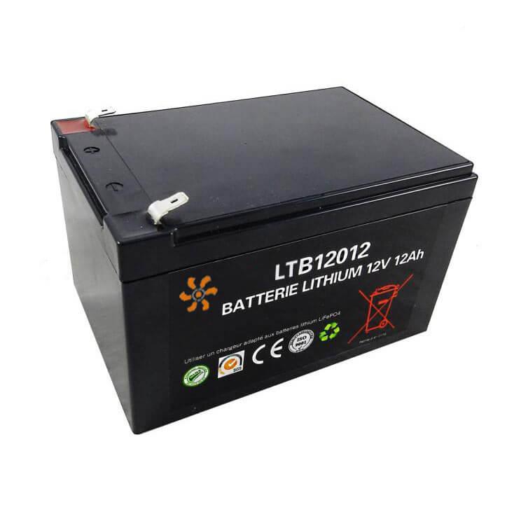 Batterie-12V-12Ah