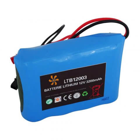 Batterie-12V-3,2Ah