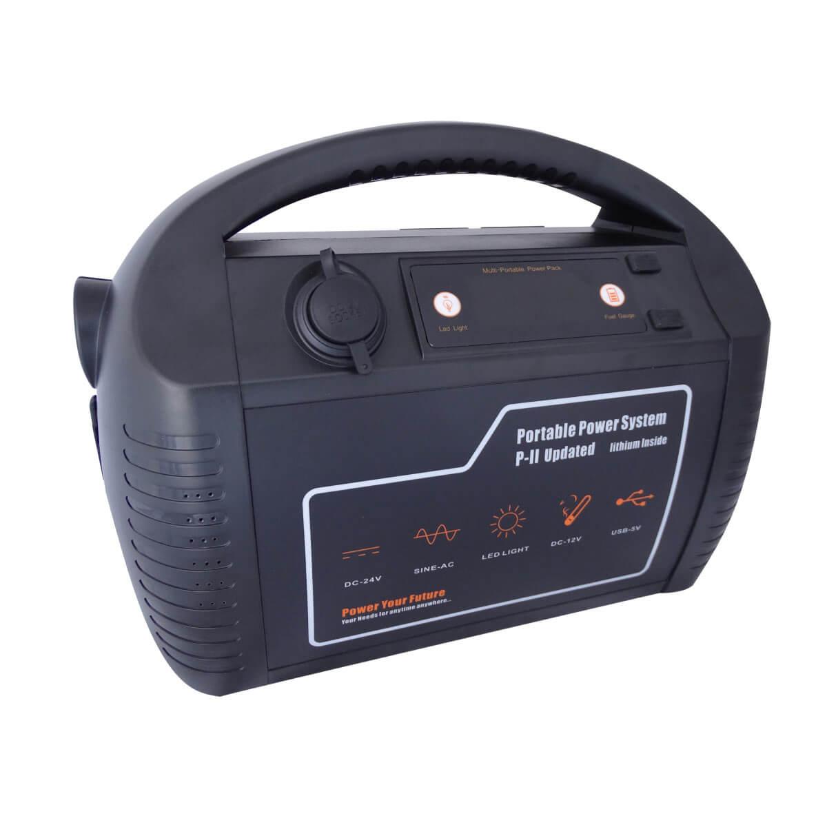 Valise d'énergie 220V 1350Wh + chargeur 18A