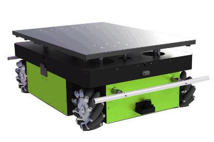 Batterie Litium pour Robot AGV Plate-forme omnidirectionnel