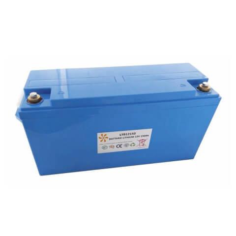 Batterie Lithium 12V-150Ah