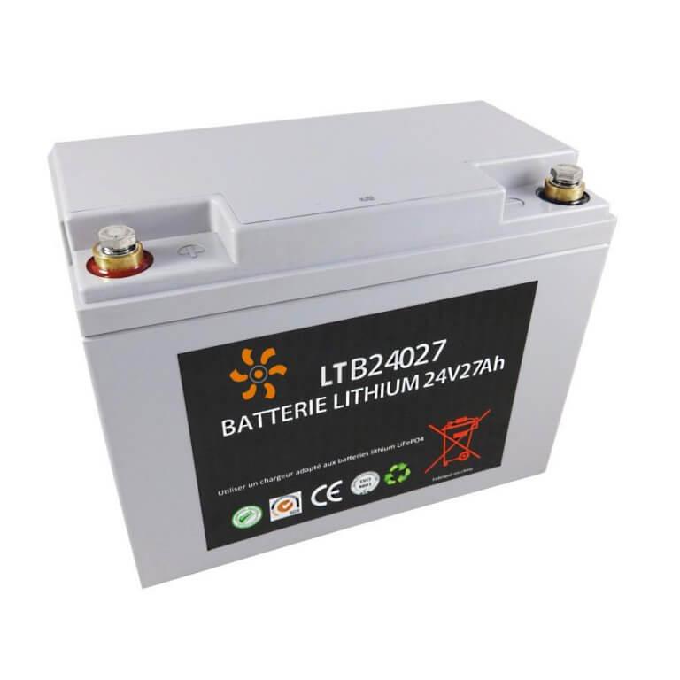 Batterie-lithium-24V-27Ah
