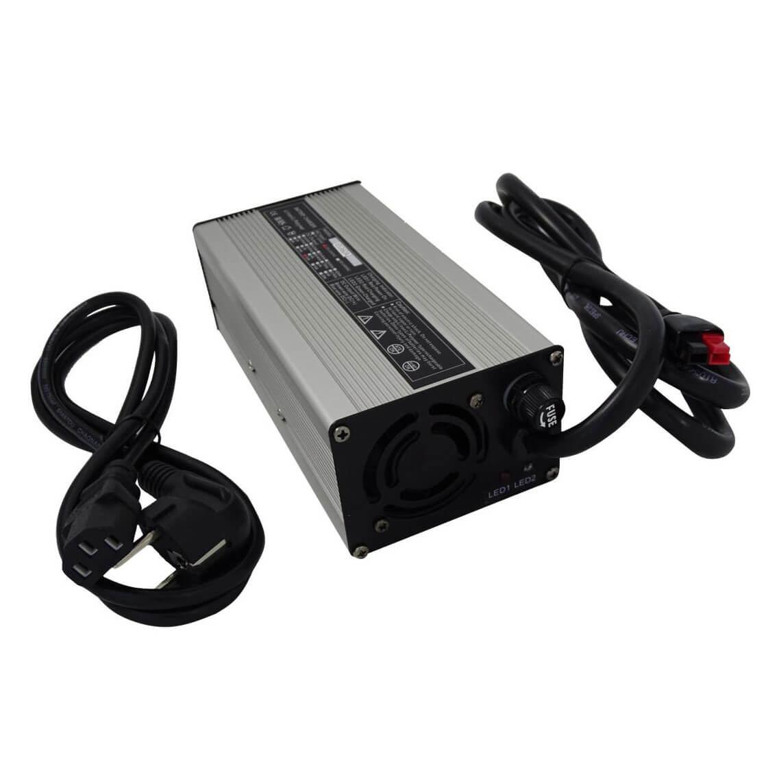LITHIUM SUR MESURE - Chargeur-batterie-lithium-12V-20A