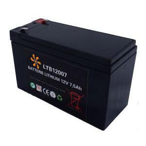 Batterie-12V-7-5Ah