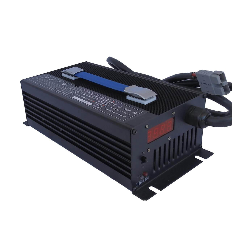 Chargeur de batterie lithium 24V 35A