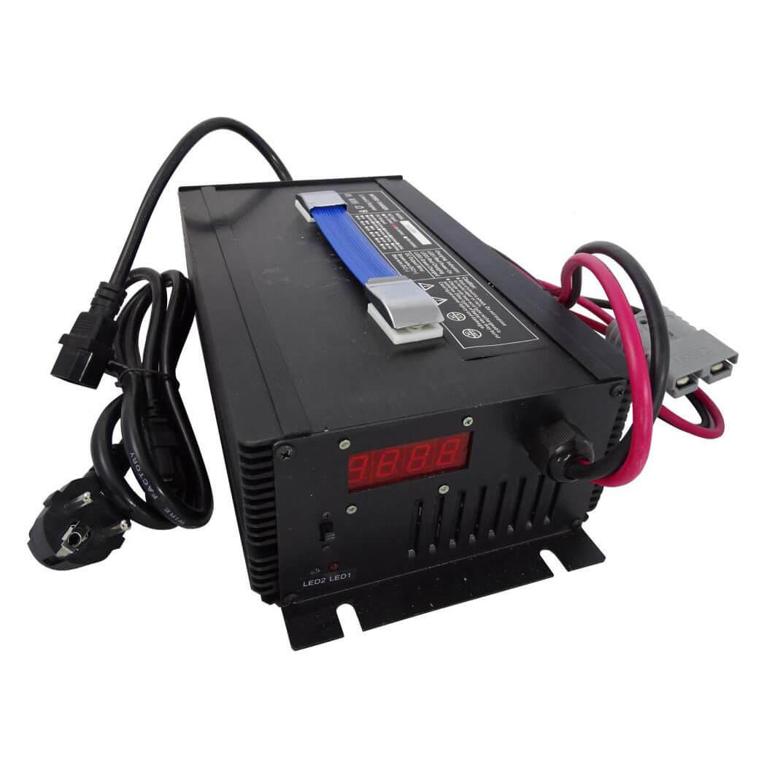 Chargeur de batterie lithium 24V 60A