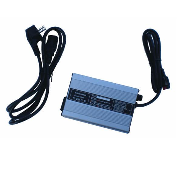 LITHIUM SUR MESURE - Chargeur-batterie-lithium-25,2V-12A