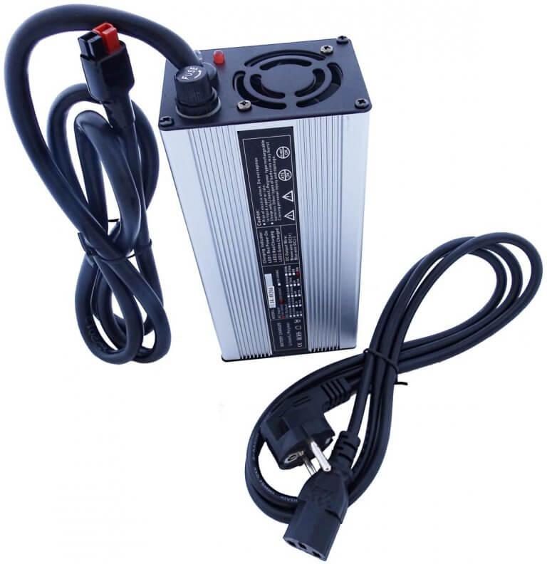LITHIUM SUR MESURE - chargeur-lithium-24V-18A-zoom