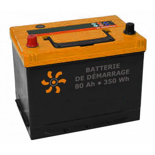 Batterie de démarrage Plomb Li-Tech
