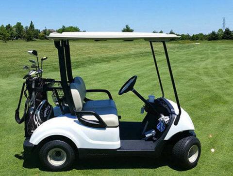 Batterie Lithium pour voiturette golf électrique