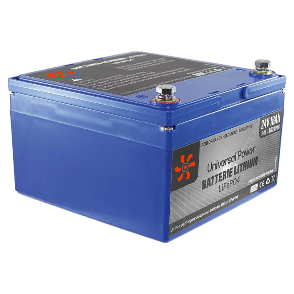 batterie lithium 48V 60Ah - LTB48060L
